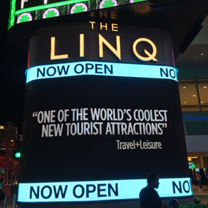 The LINQ Casino, Las Vegas